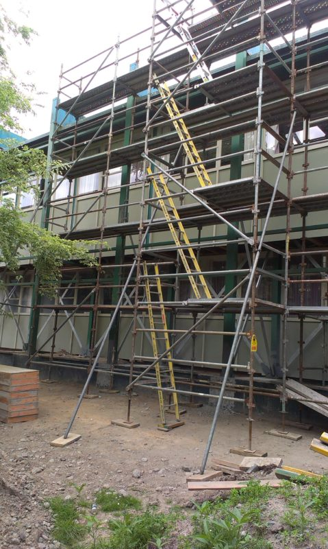 Alexander Construction Central - Massey University Seismic Upgrade